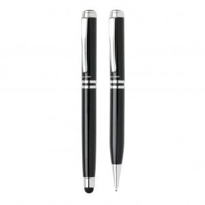 P610.430|fekete, ezüst színű