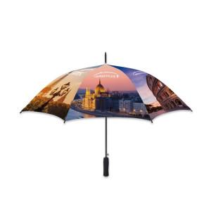 Esernyő teljesen egyedi grafikával